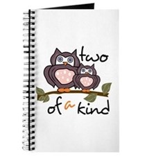Two Of A Kind Journal