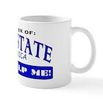 Blue State Prisoner Mug