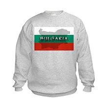 Bulgaria Flag Extra Sweatshirt