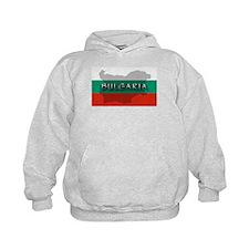 Bulgaria Flag Extra Hoody