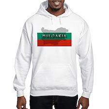 Bulgaria Flag Extra Jumper Hoody