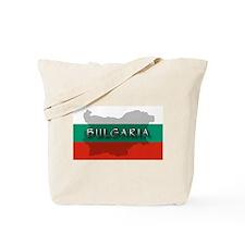 Bulgaria Flag Extra Tote Bag