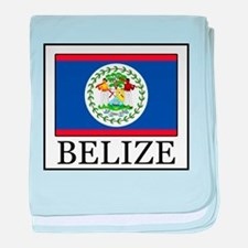 Belize baby blanket