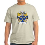 Mena Family Crest Light T-Shirt