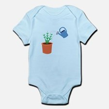 Water A Plant Body Suit