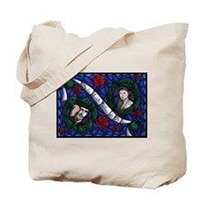 'Fate Links Thee to Me' ~ Tote Bag