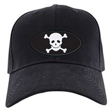 Classic Pirate Skull Baseball Hat