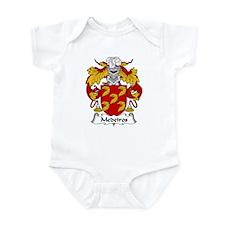 Medeiros Family Crest Infant Bodysuit