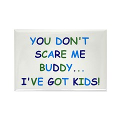 PARENTING HUMOR Rectangle Magnet (100 pack)