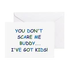 PARENTING HUMOR Greeting Cards (Pk of 20)