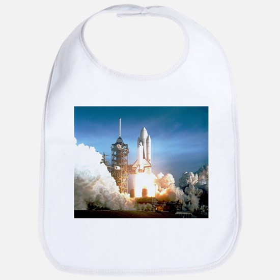 Space Shuttle Columbia KSC Bib