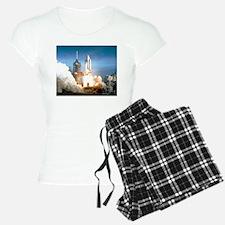 Space Shuttle Columbia KSC Pajamas