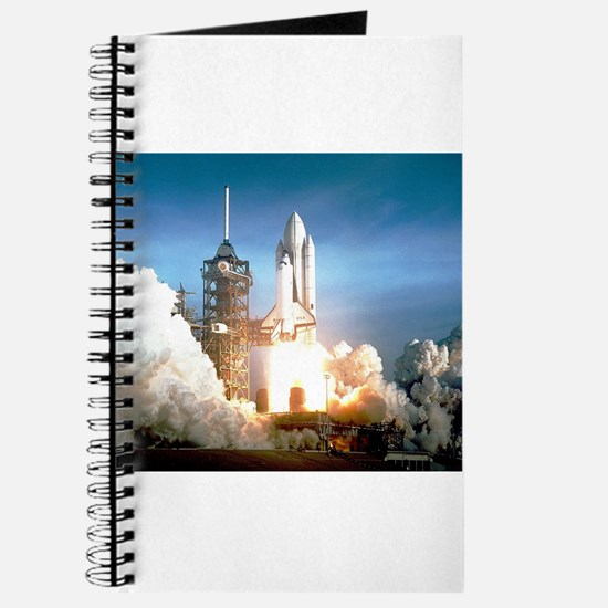 Space Shuttle Columbia KSC Journal
