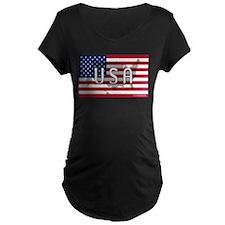USA Flag Extra T-Shirt