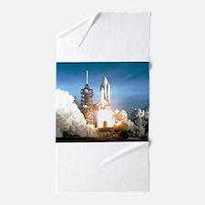 Space Shuttle Columbia KSC Beach Towel
