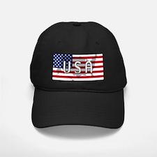USA Flag Extra Baseball Hat