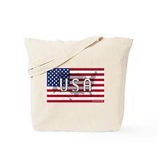 USA Flag Extra Tote Bag