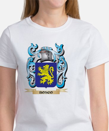 Bosco Coat of Arms - Family Crest T-Shirt