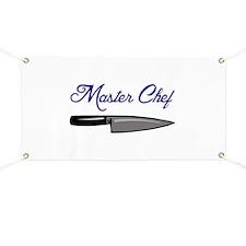 MASTER CHEF Banner