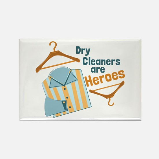 Dry Cleaners Magnets