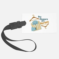 Dry Cleaners Luggage Tag