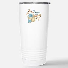 Dry Cleaners Travel Mug