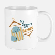 Dry Cleaners Mugs