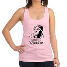 Funny Warriors Racerback Tank Top