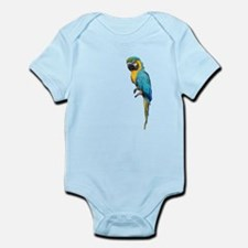 Blue Macaw Infant Bodysuit