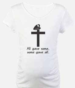 Police Memorial Cross Shirt