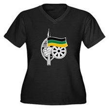African National Congress Logo Plus Size T-Shirt