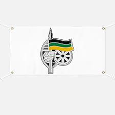 African National Congress Logo Banner
