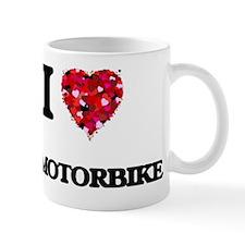 I Love My Motorbike Mug