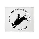 Bull riding Blankets