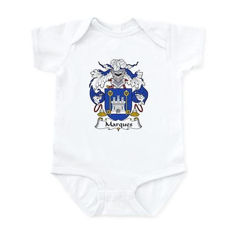 Marques Family Crest Infant Bodysuit