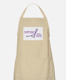 Never Forgets To Love (Mother) BBQ Apron