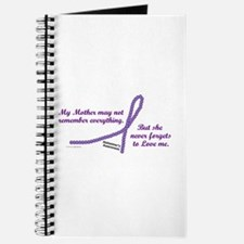 Never Forgets To Love (Mother) Journal