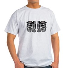 Cute Mayan indians T-Shirt