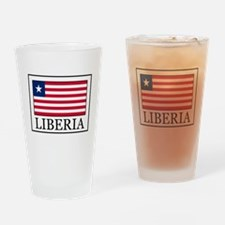 Liberia Drinking Glass