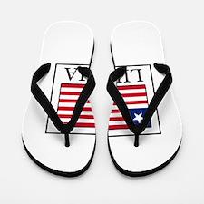 Liberia Flip Flops