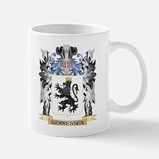 Gerressen Coat of Arms - Family Crest Mugs