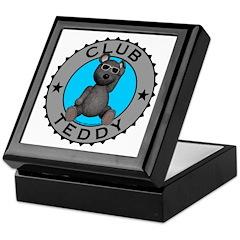 Club Teddybear Keepsake Box