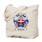 Marchao Family Crest Tote Bag
