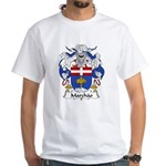 Marchao Family Crest White T-Shirt