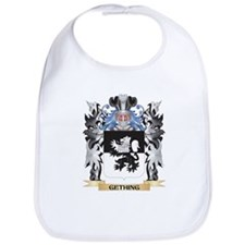 Gething Coat of Arms - Family Crest Bib