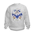Manso Family Crest Kids Sweatshirt