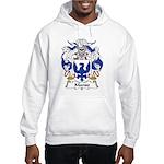 Manso Family Crest Hooded Sweatshirt