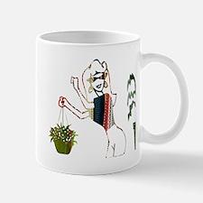The Lady and Her Plants Mug