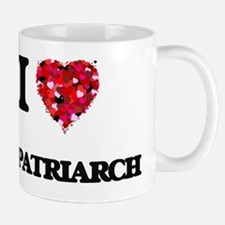 I Love My Patriarch Mug