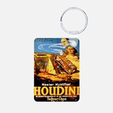 Master mystifier Houdini R Keychains